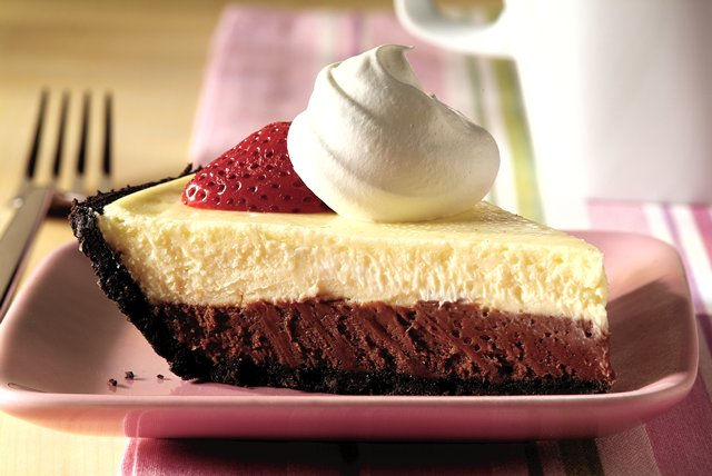 Cheesecake de doble chocolate PHILADELPHIA 3-STEP Image 1