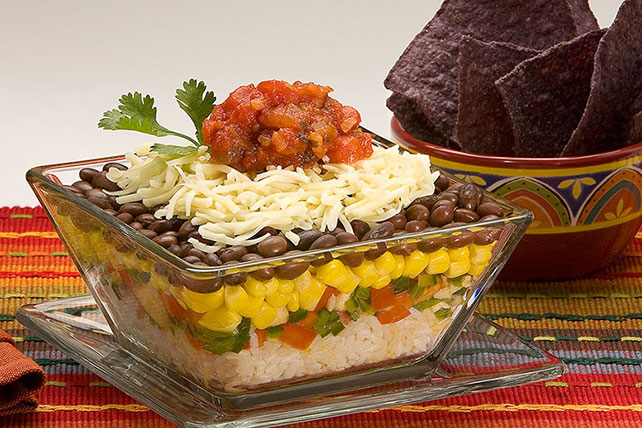 Southwestern Chicken and Rice Bowl Image 1
