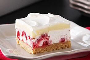 White Chocolate-Raspberry Delight