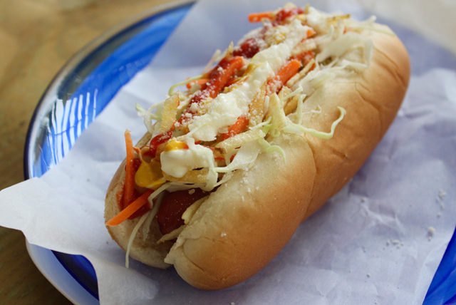 Hot dogs estilo venezolano Image 1