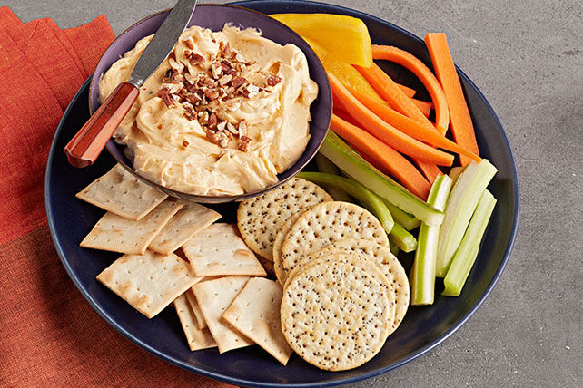 Quick Whipped Cheese Spread Image 1