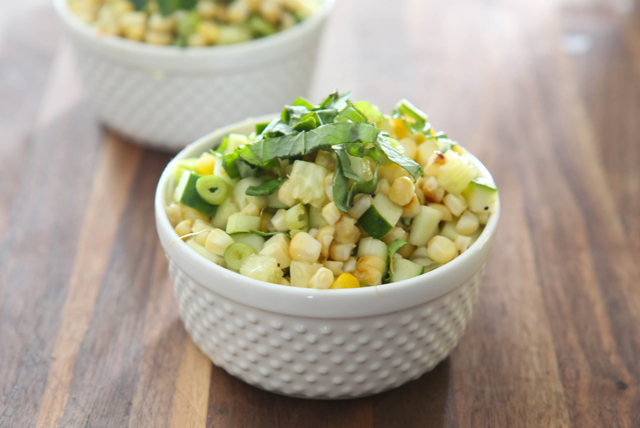 Corn & Cucumber Salad Image 1