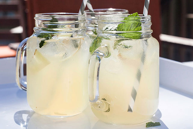 Ginger Lemonade Image 1