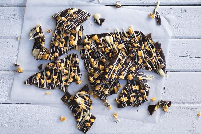 Écorces de chocolat Image 1