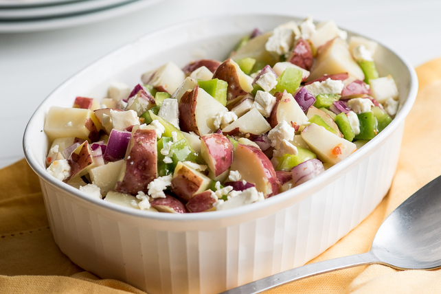 Zesty Feta Potato Salad Image 1
