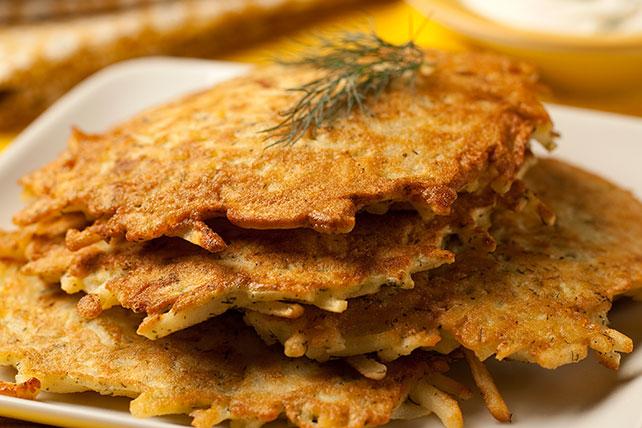 Breakfast-Time Potato Pancakes Image 1