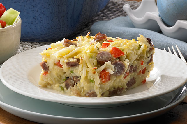Hash Brown Breakfast Casserole Image 1