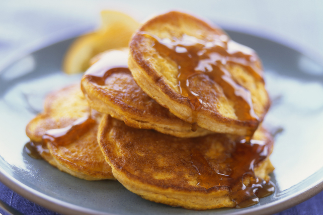 Pumpkin Pie Pancakes Image 1