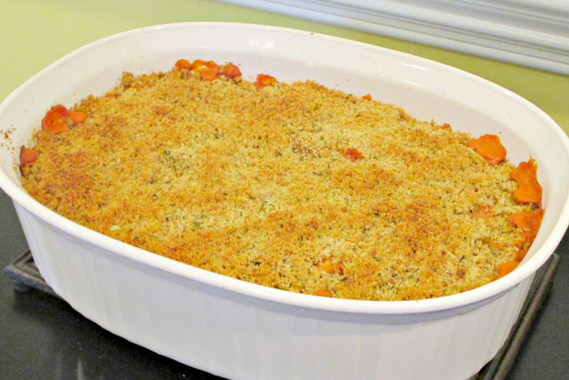 Creamy Baked Chicken and Rice Casserole