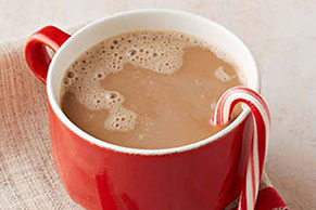 Chocolate-Peppermint Coffee