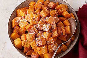 Pan-Roasted Butternut Squash
