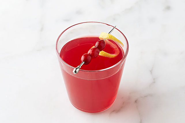 Cranberry-Lemonade Spritzer Image 1