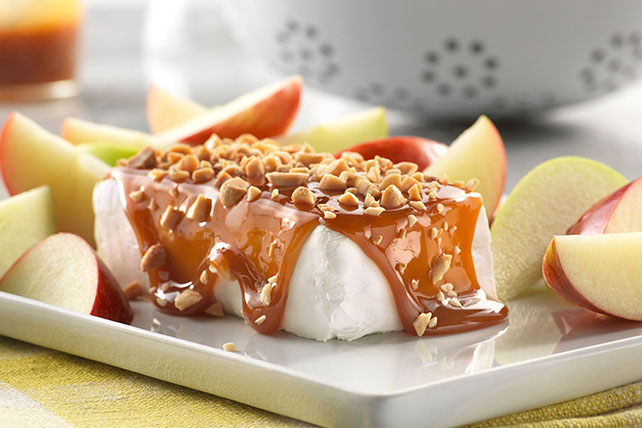 Caramel Apple-Cream Cheese Spread Image 1