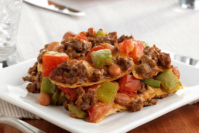 Make-Ahead Mexican Lasagna for Two