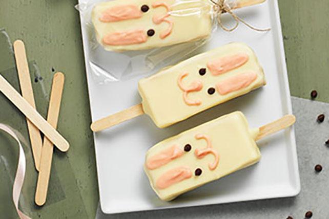 Bunny Cake Pops Image 1
