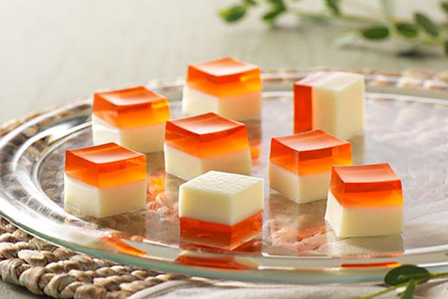 Jello Cake Recipe Kraft: Peaches 'n Cream JIGGLERS