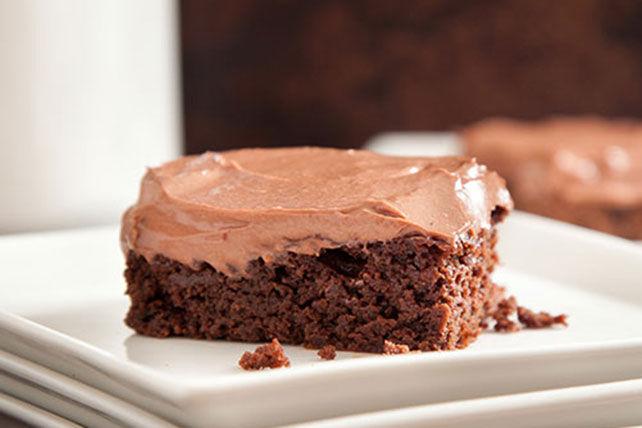 Brownies aux truffes et à la fraise Image 1