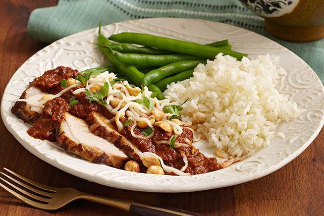 Pork Loin in Peanut Sauce Image 1