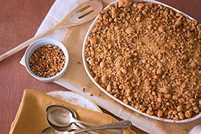 The Easiest Sweet Potato Casserole