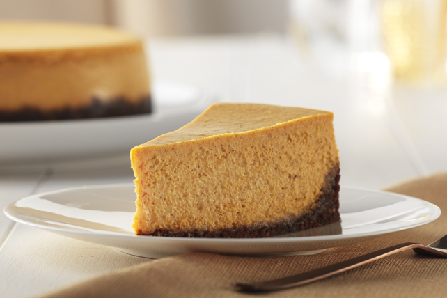 Gâteau au fromage aux épices à la citrouille Image 1