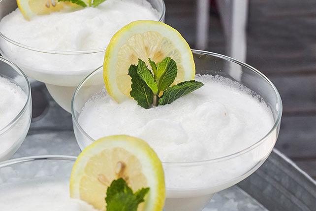 Barbotine à la limonade Image 1