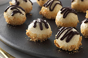 No-Bake Cheesecake Truffles