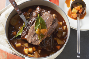 Sweet 'n Smoky Beef Pot Roast