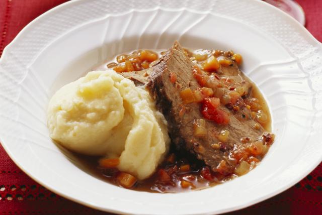 Bœuf braisé à la toscane Image 1
