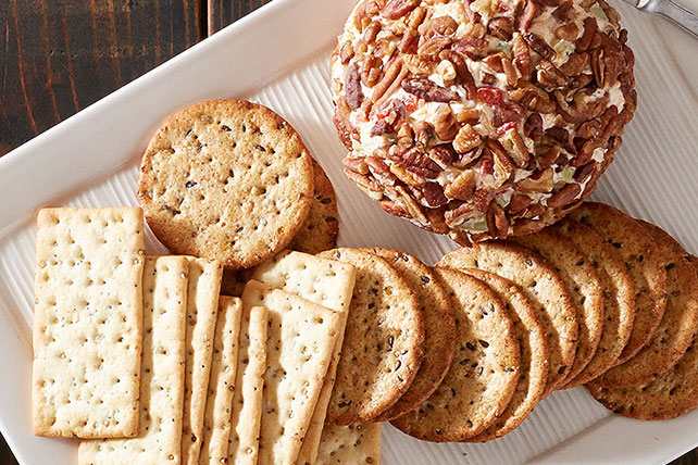 Pimento Cheese Ball Image 1