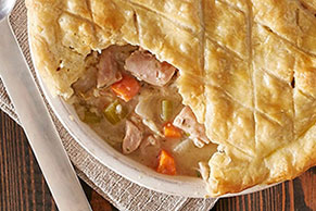 Rustic Chicken Pot Pie