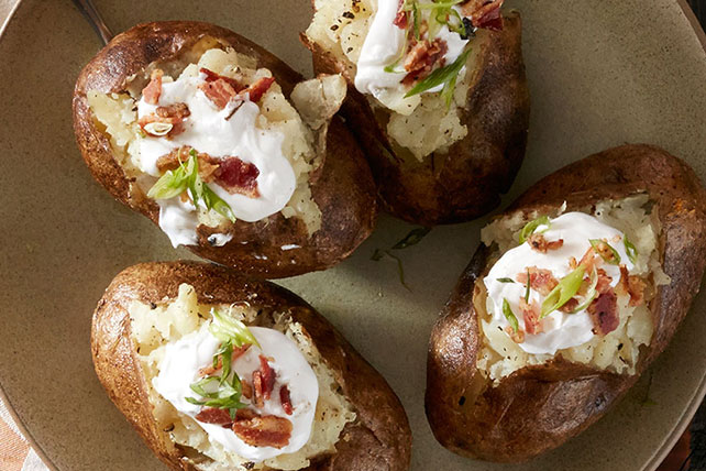 The Ultimate Baked Potato Image 1
