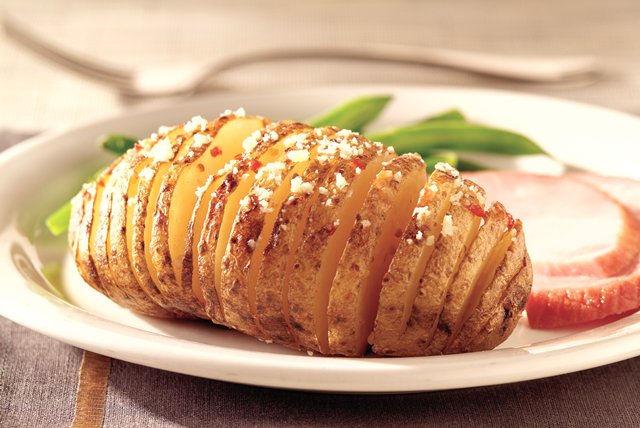 Pommes de terre exquises en éventail Image 1