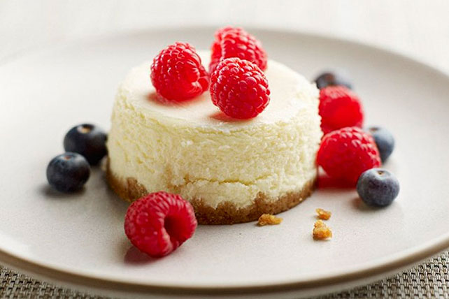 Mini Classic Cheesecake Recipe