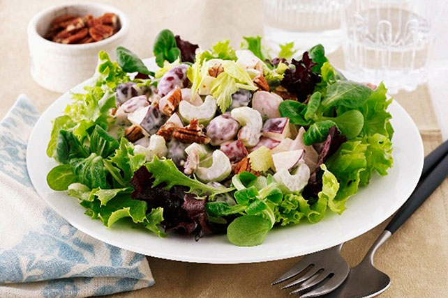 Waldorf Salad with a Twist Image 1