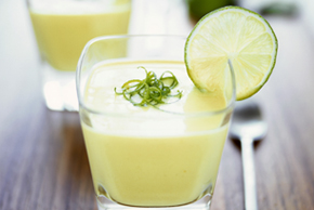 Mexican Lemon Lime Mousse