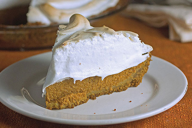 Pumpkin Meringue Pie Image 1