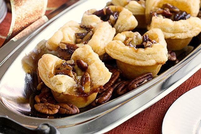 Maple Pecan Brie Bites Image 1