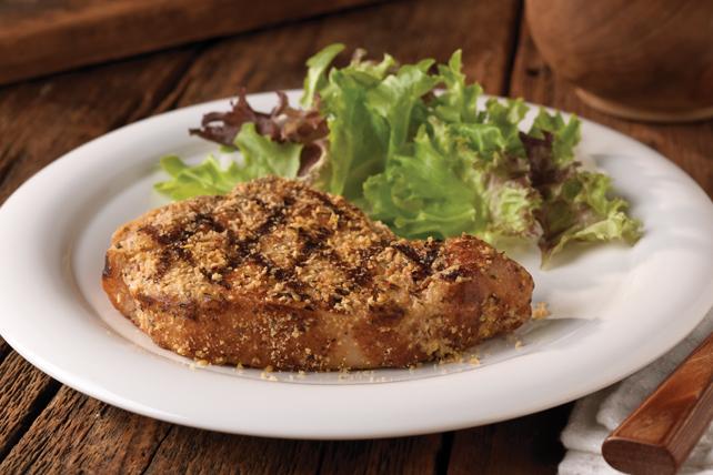 Copieuses côtelettes de porc grillées à la toscane Image 1