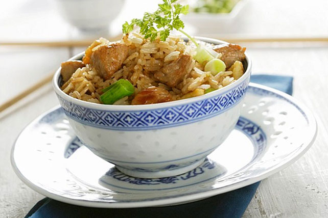 Easy Chicken Fried Rice Image 1