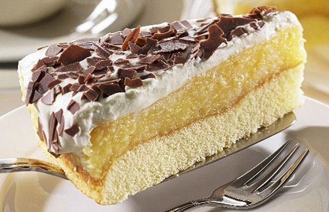 Lemon Sponge Cake Image 1