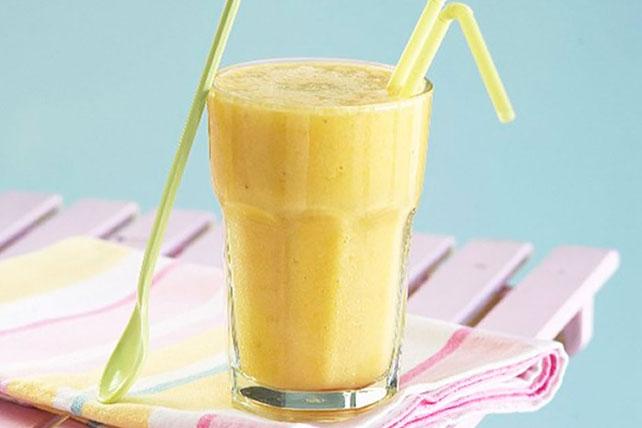 Creamy Mango-Banana Smoothie Image 1