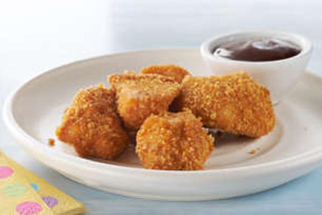 Croquettes de poulet maison Image 1