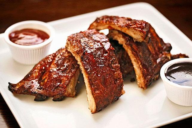 Grilled Cajun Ribs Image 1
