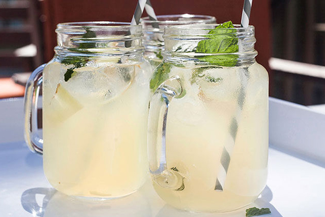 Ginger Lemon-Limeade Image 1