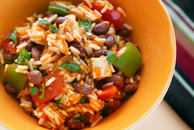 Burrito Bowl Casserole Image 1
