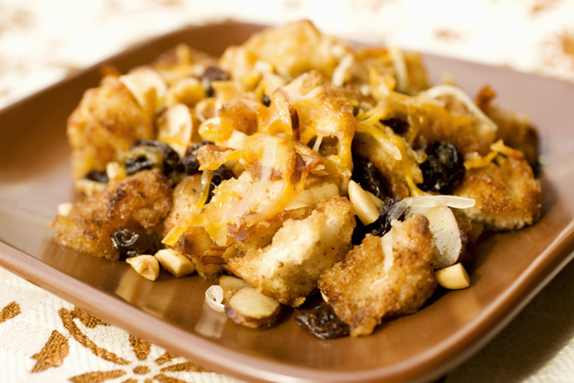 Mexican Bread Pudding Image 1