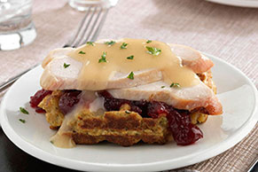 The Ultimate Leftover Thanksgiving Stuffle
