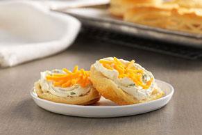 Jalapeño-Cheddar Biscuits