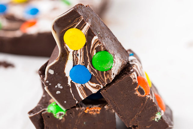 Marshmallow Chocolate Fudge Image 1