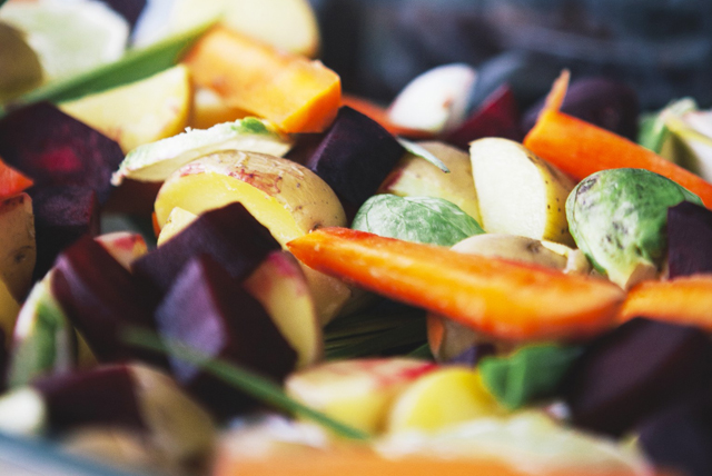 Roasted Vegetable Medley Image 1